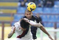 Hasil Di Giuseppe Meazza, Inter Ditahan Cagliari – Inter Milan masih belum mampu untuk menghasilkan kemenangan, meskipun laga pertandingan tersebut juga diadakan di Giuseppe Meazza.