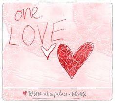one love [no. 124 of 365]
