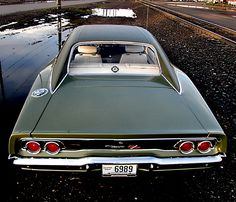 1968 Dodge Charger R/T - A Look Back