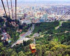 Montserrat, Bogota, Colombia