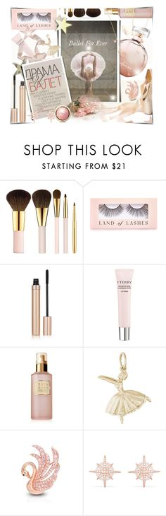 """""""~ Ballet for Ever ~"""" by li-lilou ❤ liked on Polyvore featuring beauty, AERIN, Repetto, Jane Iredale, By Terry, Bullet, Estée Lauder, Rembrandt Charms, Bling Jewelry and Child Of Wild"""