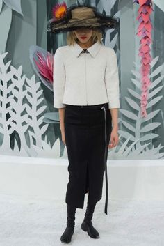 Chanel Couture Lente 2015 (10)  - Shows - Fashion