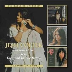 Jessi Colter - I'm Jessi Colter/Jessi/Diamond In The Rough