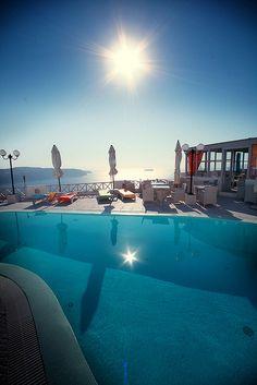 Hotel-Santorini by sensegraphy, via Flickr