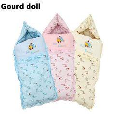 Baby oversized sleeping bags newborn cocoon wrap sleepsack, blanket & swaddling