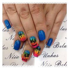 Instagram by neiabru #nails #nailart #naildesigns