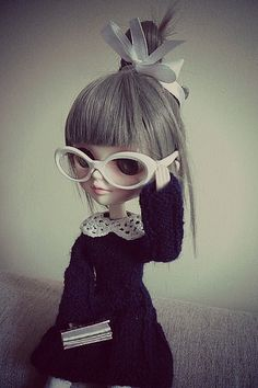 Tangkou - librarian girl 5 Bjd, Dolly World, Scary Dolls, Blythe Dolls, Beautiful Dolls, Asian Fashion, Beautiful Creatures, Paper Dolls, Fashion Dolls