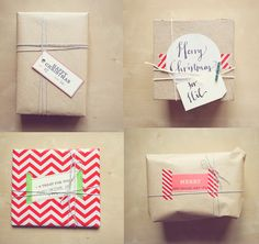 AppleJane: handmade / wrapping