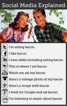 Social Media Explained - don't know why but I think this is really funny