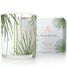 Thymes Frasier Fir Candle www.shopperfecttouch.com