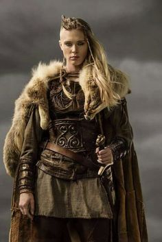 Captain Balin's first born daughter, Leah