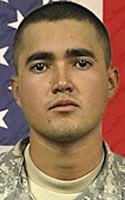 Army Pfc. Arturo E. Rodriguez