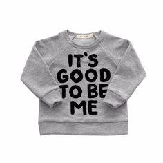 Kid Kind - Good To Be Me sweatshirt