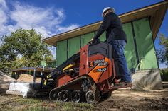Ditch Witch Releases the New SK600 Mini Skid Steer to Its Lineup #construction #compact
