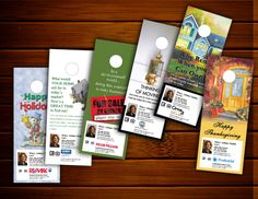 Real Estate Door Hangers are Effective in Reaching out to Local Markets and Local Consumers. visit http://www.bestprintbuy.com/blog/2015/09/21/real-estate-door-hangers-are-effective-in-reaching-out-to-local-markets-and-local-consumers/