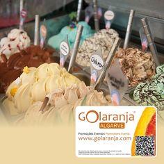Promo GOlaranja | Durante todo o mês de Maio - Na compra de um gelado ganhe 20% desconto no segundo, quarto, etc. | http://www.golaranja.com/pt/special-offers/empresa/crema-di-gelato || During the month of May - Buy one ice cream and get 20% off on the second, the fourth, etc... #IceCream #CremaDiGelato #Lagos #GOlaranja #Algarve