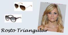 É importante experimentar vários modelos de óculos antes de optar por um.