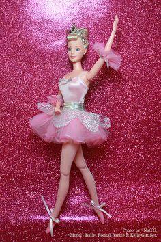 Ballet Recital Barbie. by little dolls room, via Flickr