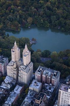 Central Park today, looking better than ever (if we do say so ourselves).