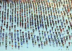 Skiers are seen from a helicopter as they start into the Vasaloppet long distance cross country ski race in Berga By near Saelen, Sweden. Xc Ski, About Sweden, Nordic Skiing, Ski Racing, Colorado Winter, Skiing Colorado, Nordic Walking, Scandinavian Countries, Ski Chalet
