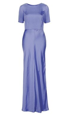 Clean T-Shirt Maxi Dress from TopShop. #amethystbridesmaid #weddingstyle