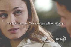 Quote: Season 4 Episode 26 The End in the Beginning Image: Season 5 Episode 16 The Part in the Sum of the Whole