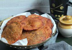 Bhoplyache Gharge Recipe (Maharashtrian Style Sweet Pumpkin Puris)
