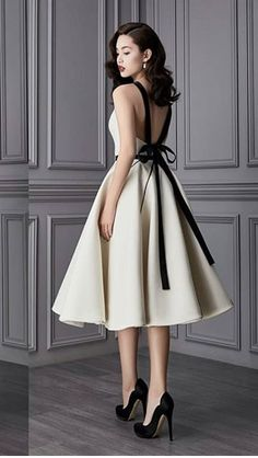 High Low, Backless, Dresses, Style, Fashion, Woman Clothing, Women, Gowns, Moda