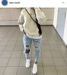 Link of my outfit on my username : iam. Chill Outfits, Dope Outfits, Swag Outfits, Cute Casual Outfits, Stylish Outfits, Fashion Outfits, Summer Outfits, Fashion Clothes, Winter Outfits