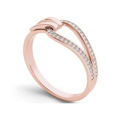 Women's Jewelry Sets, Hand Jewelry, Rose Gold Jewelry, Women Jewelry, Jewlery, Gold Ring Designs, Gold Earrings Designs, Diamond Knot, Diamond Rings