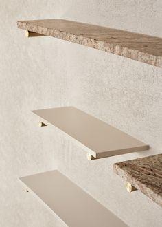 Timber Shelves, Timber Frames, Joinery Details, Curved Walls, Treatment Rooms, Futuristic Furniture, Shelf Design, Wabi Sabi, Retail Design