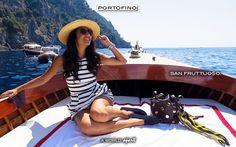 Portofino San Fruttuoso Boat Italy