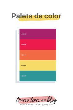 Paleta De Color Hexadecimal, Hex Color Palette, Ceramic Boxes, Pretty Notes, Color Pallets, Color Inspiration, Instagram Feed, Color Schemes, Blog