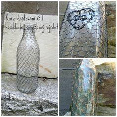 Kurz drátování č.1- smykovací výplet -25.9.2014 Kurz drátování vhodný pro začátečníky Kurz je pro dospělé Naučíte se základní smykovací (smyčkový ) výplet, který má široké využití ( na kraslice, kamínky, zvonečky, dekorace....) Tento výplet se naučíme na láhvi (pokud máte nějakou pěknou láhev, kterou chcete odrátovat, přineste si ji...) V ceně kurzu je ...