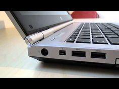 HP EliteBook 8460p, Intel core i5, CPU 2540M, 2.60 GHz, 4 GB DDR3, 250 GB HDD