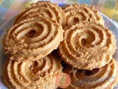 Mexican Sweet Breads, Mexican Food Recipes, Sweet Recipes, Dessert Recipes, Desserts, Danish Cookies, Cinnamon Cookies, Holiday Cookie Recipes, Sweet Cookies