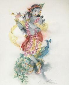 Krishna Names, Cute Krishna, Radha Krishna Love, Radhe Krishna, Lord Krishna Images, Krishna Pictures, Shree Krishna Wallpapers, Sweet Lord, Hindu Art
