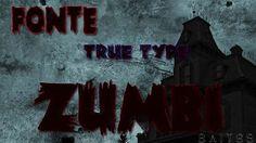 Fonte de letras Zumbi e Estilos de Sangue para Photoshop - #3 | Bait69blogspot