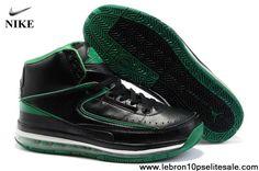 2013 New Nike New Jordans 2(II) Retro Original Air Cushion Black Green  Fashion 70335491d