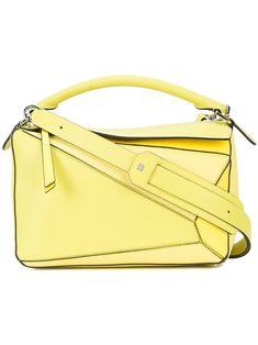 ca0023d02cb6 LOEWE Puzzle bag. #loewe #bags #shoulder bags #clutch #leather #hand bags #