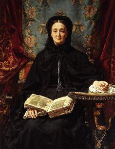Portrait of Katarzyna Potocka née Branicka by Jan Matejko, 1875 (PD-art/old), Muzeum Narodowe w Warszawie (MNW)