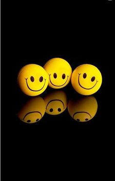 smiley...