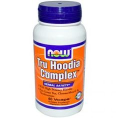 Now Foods, Tru Hoodia Complex, 60 Vcaps, Diet Suplements 蛇