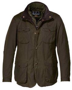 Barbour Wachsjacke, Men Closet, Gentleman Style, Luxury Lifestyle, Tartan, Military Jacket, Raincoat, Mens Fashion, Classic
