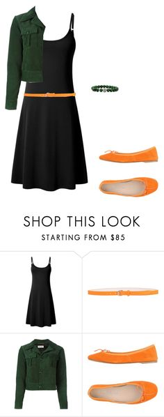 """Untitled #78"" by femalewarrior205 ❤ liked on Polyvore featuring Dsquared2, Yves Saint Laurent, Cantarelli and Lagos"
