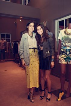 The Chronicles of this Weekend's Webster Event | Man Repeller