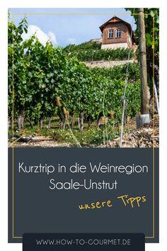 Saale-Unstrut: Ausflug ins nördlichste Weinanbaugebiet Deutschlands - How To Gourmet