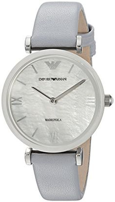 efdfa2d8900 Emporio Armani Women s Quartz Stainless Steel Casual Watch