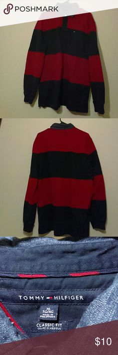 XL long-sleeved men Tommy Hilfiger shirt No defects Tommy Hilfiger Shirts