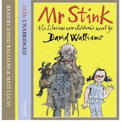 The second original, touching, twisted, and most of all hilarious novel and audiobook for children performed by David Walliams and Matt Lucas. This wonderful story is told by two of Britains best loved comedians and the characters from David's book spring to life with fantastic voices and characters galore that will make you laugh out loud.
